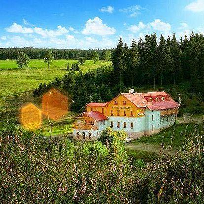 Až 6denní pobyt v hotelu Ochsendorf*** v Krušných horách pro 2 a 2 děti do 10 let