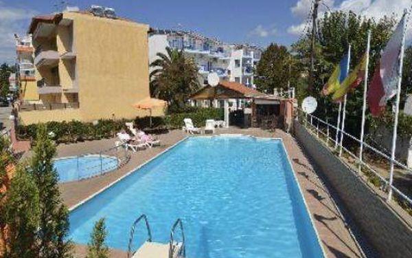 Řecko, oblast Thassos, doprava letecky, bez stravy, ubytování v 4* hotelu na 8 dní