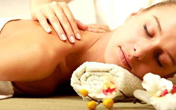 Až 60minutová aroma masáž ve Wellness Studiu Renneská v Brně