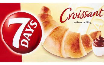 7 Days 7 Days Croissant s kakaovou náplní 60g