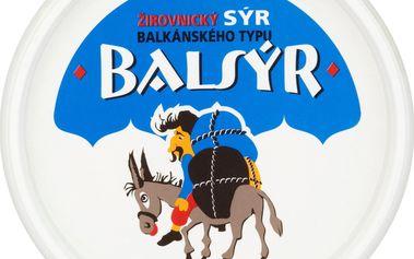 Balsýr Balsýr Sýr balkánského typu 250g