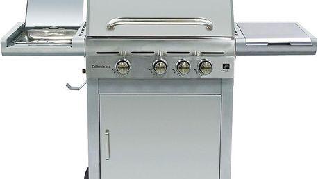 G21 California BBQ Premium line 4 hořáky plynový gril