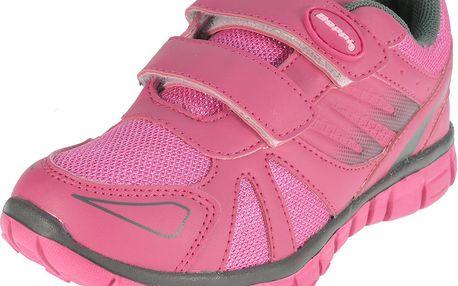 Dívčí sportovní tenisky - růžové