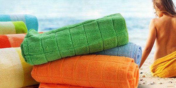 Sada 3 rychleschnoucích ručníků nebo osuška včetně tašky