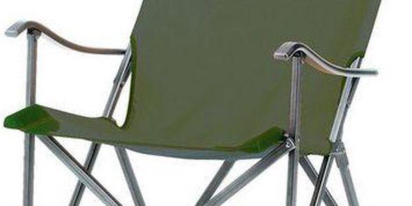 COLEMAN Sling Chair zelená rozkládací židle