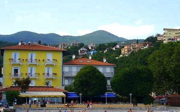 Chorvatsko, oblast Istrie, doprava vlastní, bez stravy na 8 dní