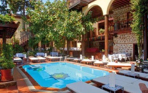 Turecko, oblast Antalya, doprava letecky, polopenze, ubytování v 4,5* hotelu na 8 dní