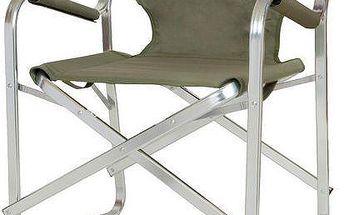 COLEMAN Deck Chair zelená rozkládací židle