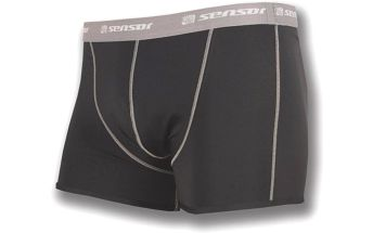 Sensor Coolmax Fresh Boxers Black
