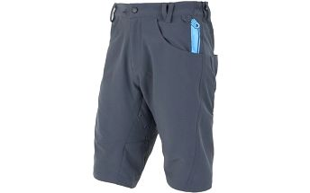 Sensor Charger Cycling Shorts Grey, šedá, M