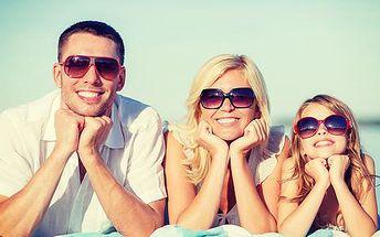 Rodinná dovolená v chorvatském letovisku Ruskamen