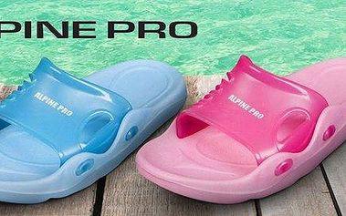 Dámské i pánské letní pantofle ALPINE PRO