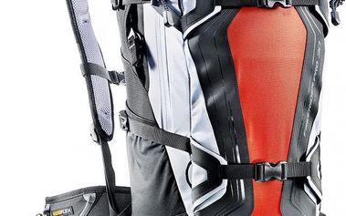 DEUTER Freerider Pro 30 orange-white sportovní batoh