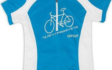 Sensor Entry K's t-Shirt Blue, modrá, 130