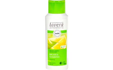 Lavera Balance Shampoo With Lemon & Mint 200ml Šampon na mastné vlasy W Pro mastné vlasy
