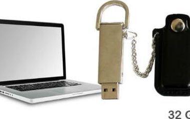 Parádní a plně funkční USB flash disk 32 GB