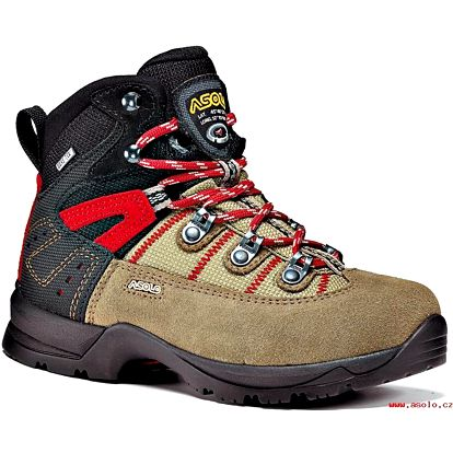 Asolo Phantom Gtx 30-35 JR wool/black 34