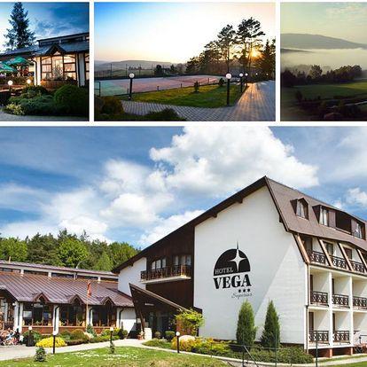 Hotel Vega - Luhačovice, Česká republika, vlastní doprava, strava dle programu