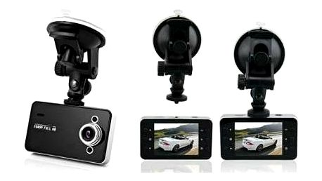 FULL HD kamera do auta - LCD displej, vysoké rozlišení a 32GB paměť!