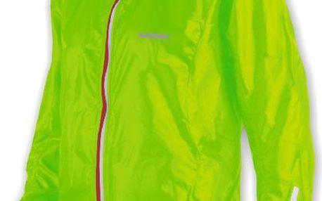 Sensor Parachute Jacket Reflex Green, žlutá, M