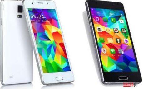 Smartphone za rozumnou cenu: Telefon C5000 s Androidem