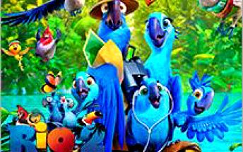 Animovaný film RIO 2