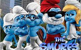Animovaný film Šmoulové