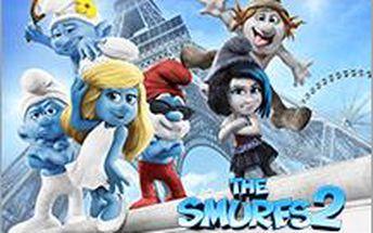 Animovaný film Šmoulové 2