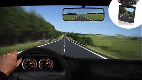 Bezpečná jazda autom s HD kamerou - buďte vždy pripravený!