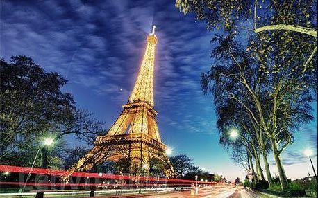 Paříž s plavbou po Seině a okouzlující zámek Versailles. Doprava a ubytování v ceně.