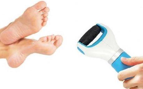 Hladká chodidla bez bolesti díky elektrickému pilníku na chodidla. Nyní si můžete upravit nohy v klidu domova během pár chvil. Cena včetně dopravného!