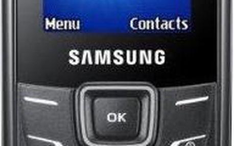 Samsung E1200 Black (GT-E1200ZKMXEZ)