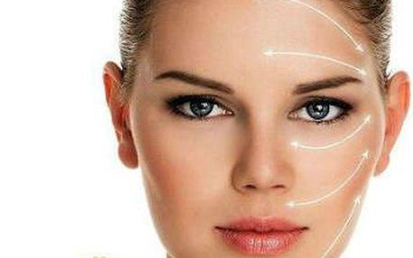 Ošetření Ultherapy HIFU celý obličej, krk a dekolt