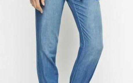 Desigual - Kalhoty - modrá, 28