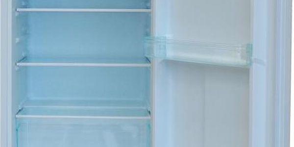 Jednodvéřová chladnička Manta MC 519 v energetické třídě A+