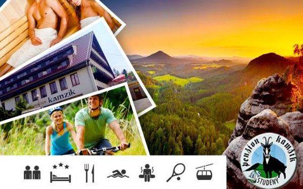 Celoroční dovolená v Českém Švýcarsku