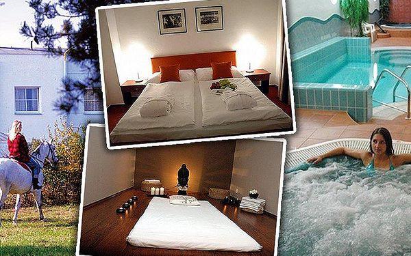 Wellness pobyt v hotelu Synot na 3 dny pro dva s polopenzí. Děti do 5 let pobyt zdarma!