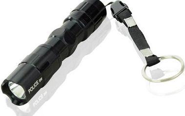 Ruční LED baterka Police 3W