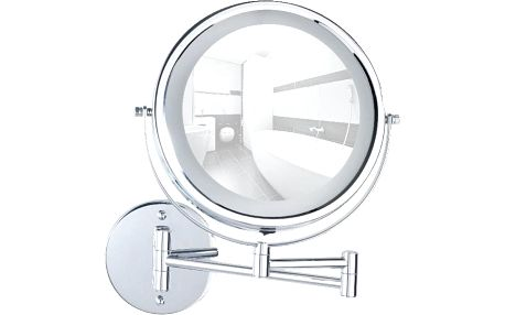 Nástěnné zrcadlo s LED světlem Lumi