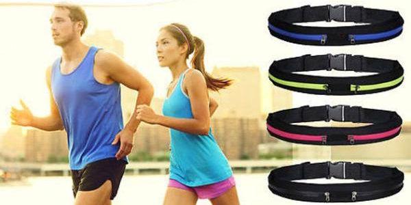 Sportovní pás na běh, turistiku, kolo a další sporty!