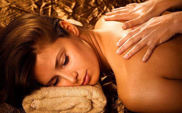 60minutová klasická zdravotní masáž v centru masáže Cleopatra v Praze