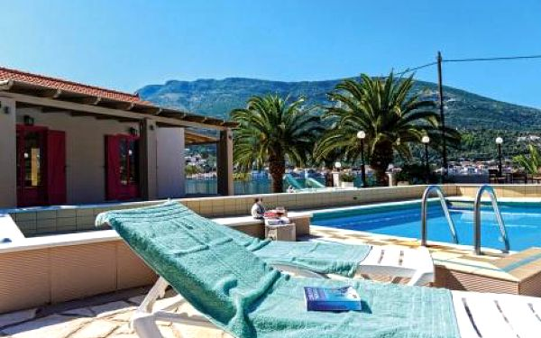 Řecko, oblast Kefallonie, doprava letecky, snídaně, ubytování v 3,5* hotelu na 12 dní