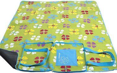 SPOKEY Picnic Flowers pikniková deka