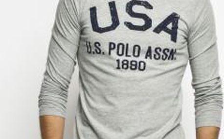 U.S. POLO - Longsleeve USA