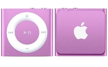 Apple shuffle 2GB (MD777HC/A)