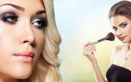 Rychlokurz líčení - 90 minut pro váš skvělý vzhled