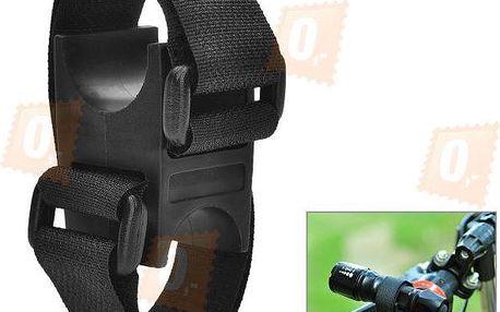 Praktický držák na svítilnu - cyklodoplněk