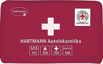 Autolékárnička HARTMANN podle vyhlášky na rok 2015!