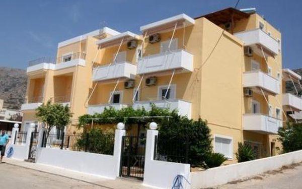 Řecko, oblast Kréta, doprava letecky, bez stravy, ubytování v 3* hotelu na 12 dní