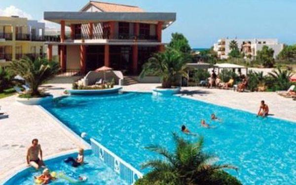 Řecko, oblast Kos, doprava letecky, polopenze, ubytování v 3* hotelu na 12 dní